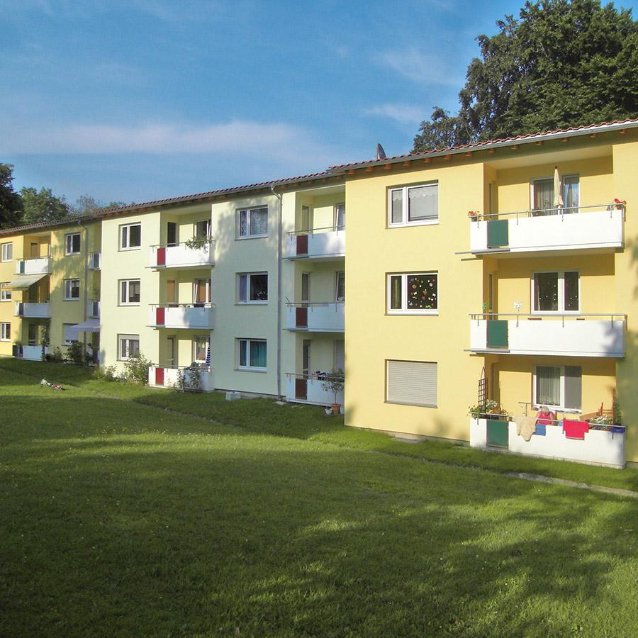Sanierung von Balkonen